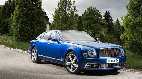 blue bentley 2017 2017 bentley mulsanne speed color sequin blue front