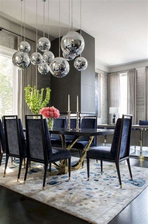 dazzling glam dining room ideas  elegant