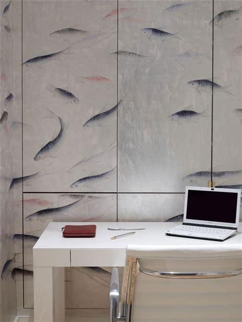 Handmade Wallpaper Designs - in august wallpaper scottsdale living magazine