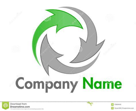 u vector logos brand logo company logo green recycling vector company logo stock illustration