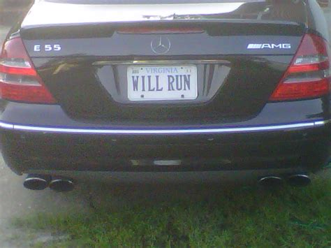 who has vanity plates on their car mbworld org forums
