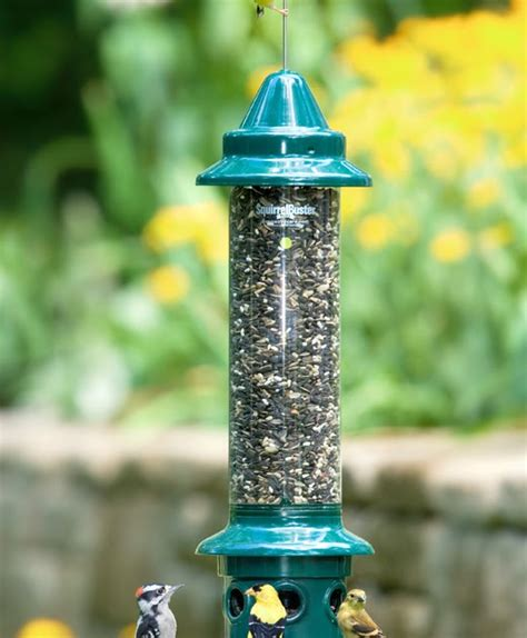 wild birds unlimited squirrel proof bird feeder reviews