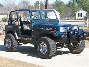 1995 Jeep Yj Meangreen11 1995 Jeep Wrangler Specs Photos Modification