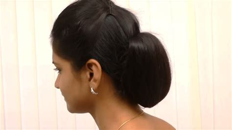 puff hairstyles step by step bun 5 best hair style for ladies girls hair style tutorial