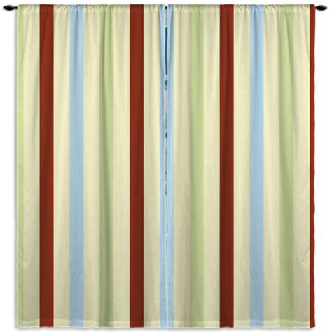 Vertical Striped Curtains Vertical Striped Curtain Panels