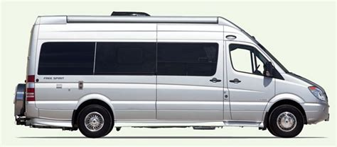 Roadtrek Floor Plans by Class B Motorhomes Explained With Links To Class B Manufacturers