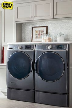 washer and dryer covers saves them from getting scratched up how to projects pinterest cabinet idea front loaders with pedestal and cabinets