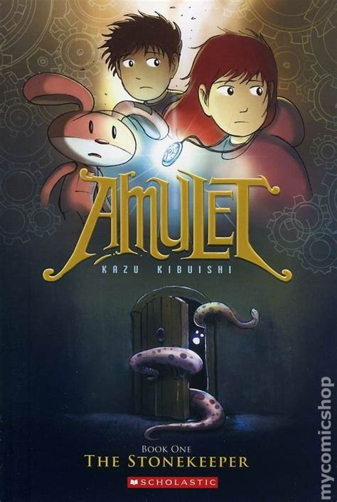 libro amulet amulet gn 2008 scholastic press comic books