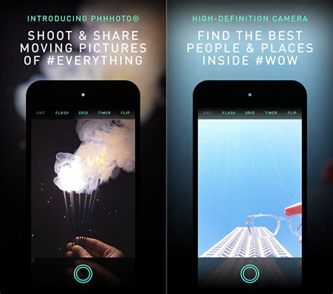 phhhoto app for android phhhoto launches moving pictures photo app on android adweek