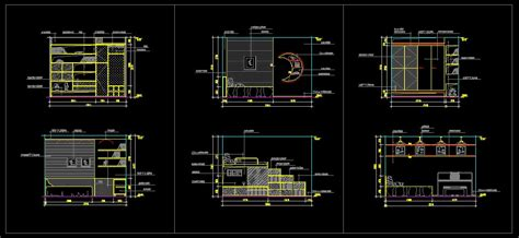 landscape templates for autocad children s room design template cad drawings download