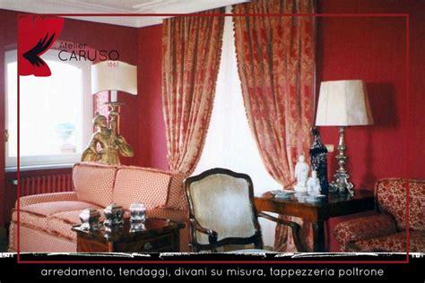 tendaggi classici per interni tendaggi classici con mantovana atelier tessuti