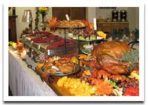 Thanksgiving Banquet Ideas Preparing For Thanksgiving Tips Daily Dish With