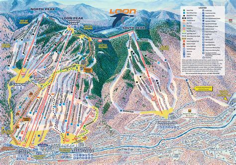 weather lincoln nh loon mountain nh us ski resort guide
