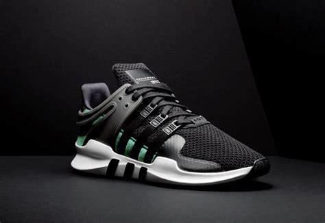 Sneakers Sepatu Adidas Eqt Support Adv Grey Premium Original adidas eqt support adv black green kicksonfire