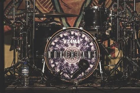 Fascinations Metal Earth Rock Band Drum Set 25 best images about northlane on rocks