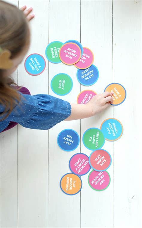 Diy Indoor Games | alice and lois20 indoor activities for kids with free