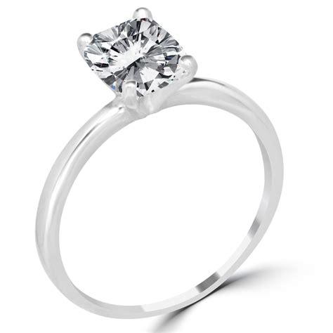 1 7 ct cushion cut engagement ring enhanced si1 e