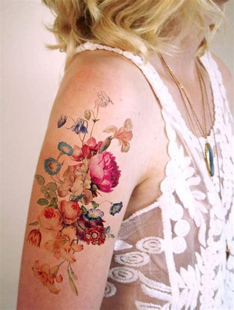 tattoo flower com les 106 meilleures images 224 propos de tatouages sur