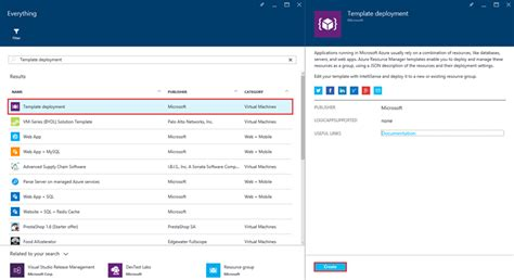 design html file deploy a web app with a template azure documentdb