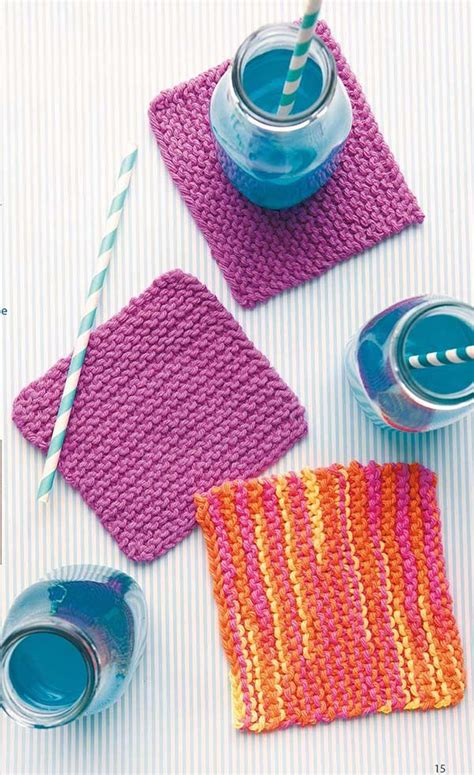 cool things to knit cool stuff teach me to knit leisurearts