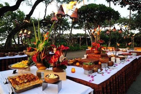Luau Food Buffet And Hawaiian Luau Food On Pinterest Buffet Hawaii