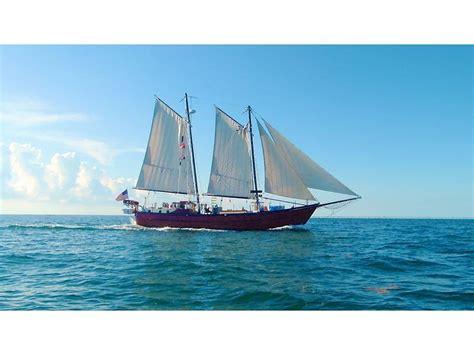 sailboat trader florida 1984 trade rover bald headed schooner sailboat for sale in