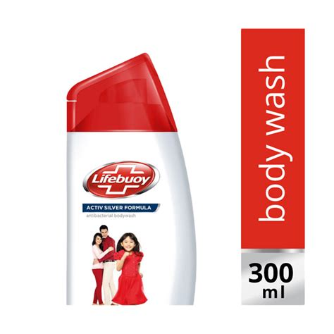 Lifebuoy Mildcare Wash 300 Ml jual lifebuoy total10 bottle wash 300 ml