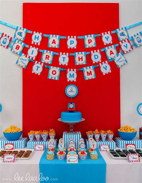 thomas and friends printable birthday banner 12 best images about thomas and friends birthday party