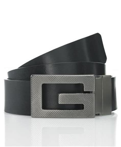 Guess Where This Belt Is From Go On Guess by Guess Belt Big Logo Buckle Belt Accessories Wallets