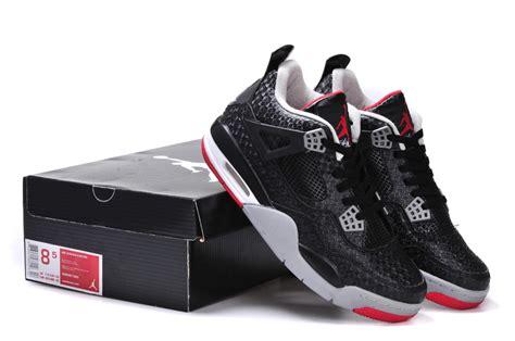 Rot Neue Styles Schuhe Big Air 4 Retro Toro Bravo Cement Kinder Weiã Grau Schwarz P 169 by Air 1 Rot Schwarz 2013