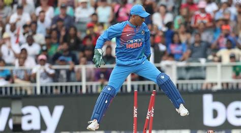 ms dhoni becomes third india cricketer to play 500 international matches sports news the