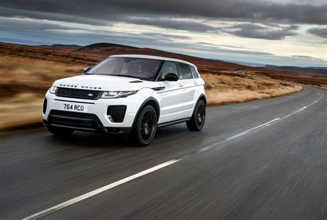 land rover discovery sport range rover evoque 2018 model