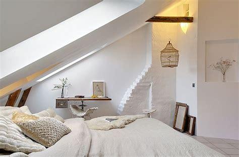 Dachschräge Bett