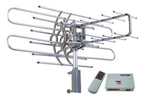 tips memilih dan memasang antena tv yang bagus