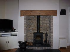 Caddy Corner Fireplace by 1000 Images About Fireplaces On Wood Stoves