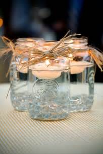 centerpieces with jars louisville wedding the local louisville ky wedding