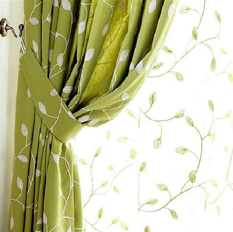 curtains leaves popular leaf curtains buy cheap leaf curtains lots from