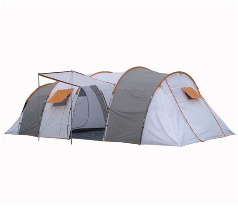 room tent 10 3 room tunnel family tent for cing quictents