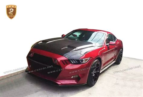 Mustang Auto Detail Williamston Sc by Auto Big Body Kits 2014 2016 For Mustang Body Kit Buy