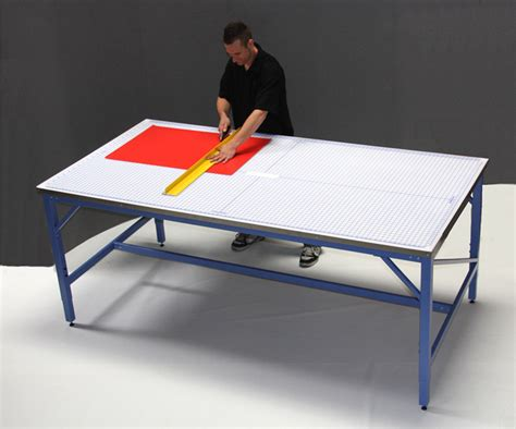 cutting table for fabric iron production cutting tables heavy duty industrial