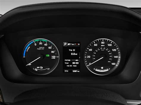 auto air conditioning service 2008 hyundai sonata instrument cluster image 2016 hyundai sonata plug in hybrid 4 door sedan limited instrument cluster size 1024 x