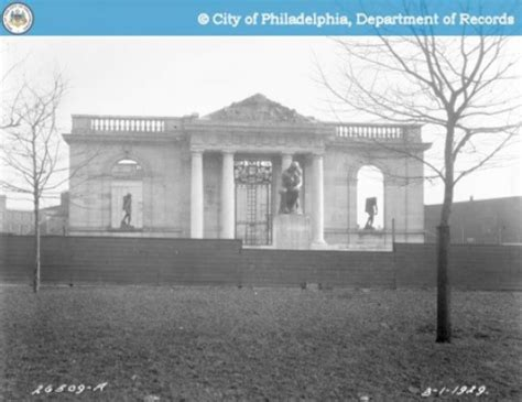 City Of Philadelphia Records The Benjamin Franklin Parkway Philadelphia S Connection Association For