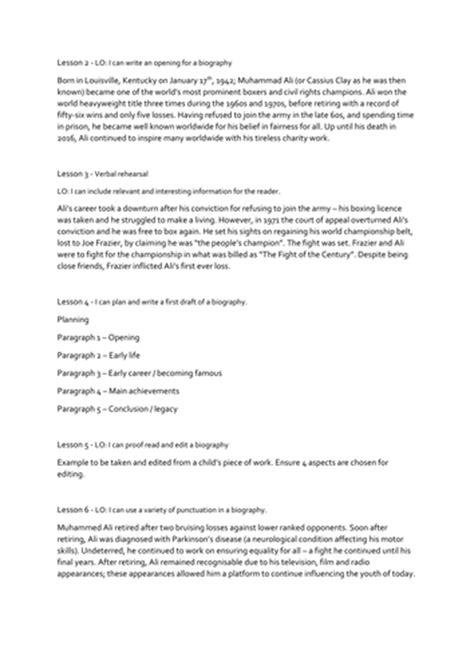 biography planning ks2 tes biographies ks 2 planning by edwbarnes teaching