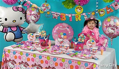 ideas para decorar salon de cumpleaños c 243 mo decorar un fiesta de hello kitty party ideas