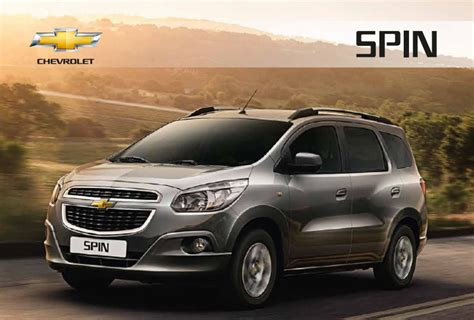 chevrolet spin philippines chevrolet spin