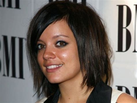 hair styles for thick wirey hair choppy layered hairstyles for thick hair pictures 4