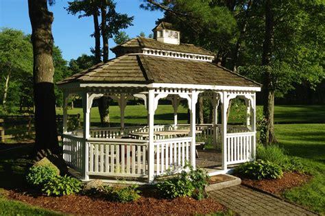 pavillon oval oval pavilion gazebo photos the barn yard great country