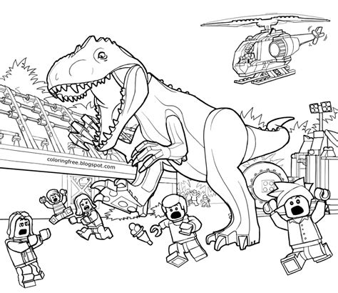 printable coloring pages jurassic world free coloring pages printable pictures to color kids