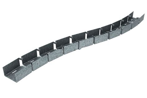 Mba Flat Steel Deflection Track by 150mm Wall Track Deflection