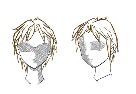 how to draw spiky anime hair anime girl with black spiky hair hairstylegalleries com